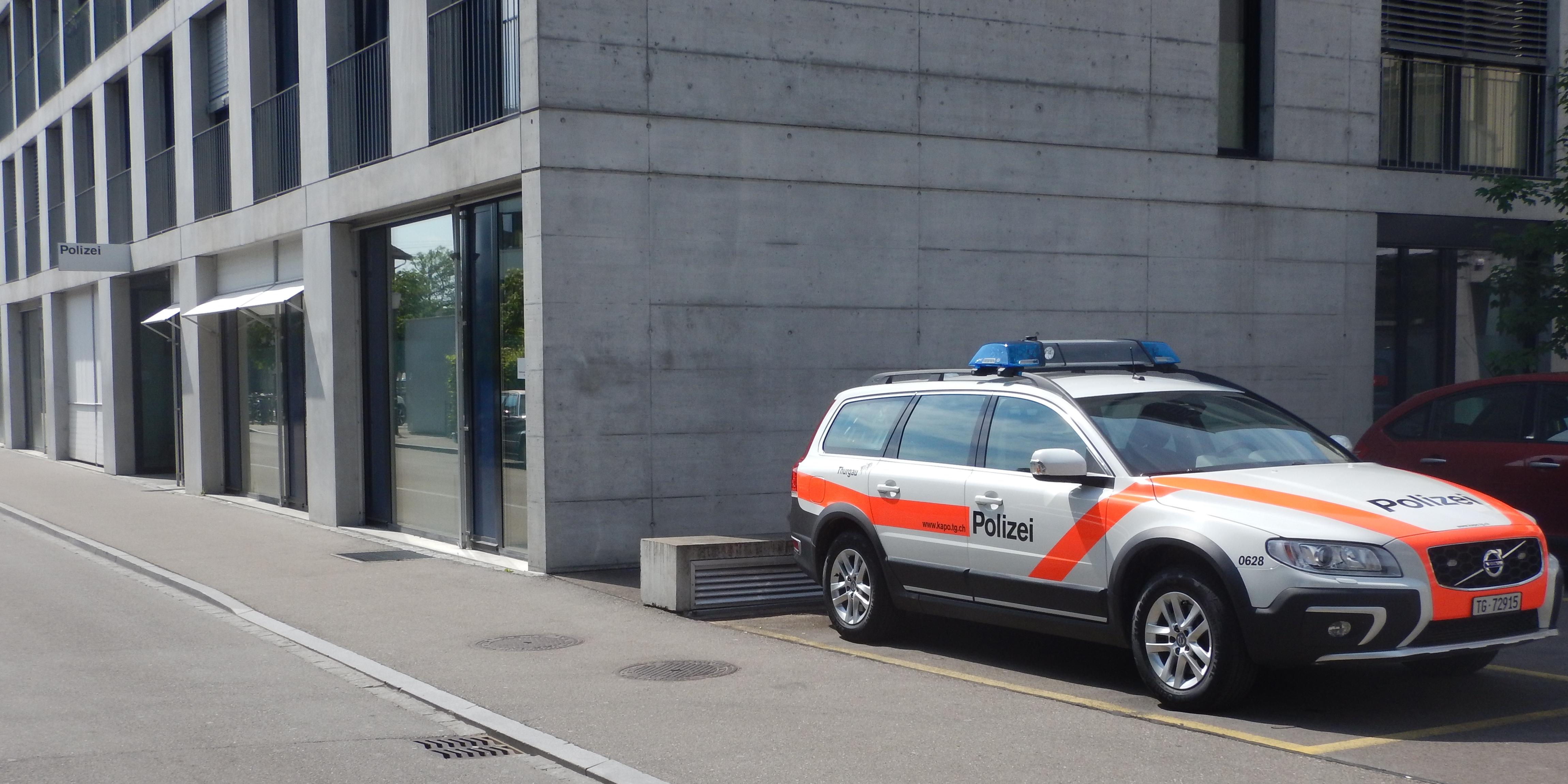 Bild Polizeiposten Weinfelden