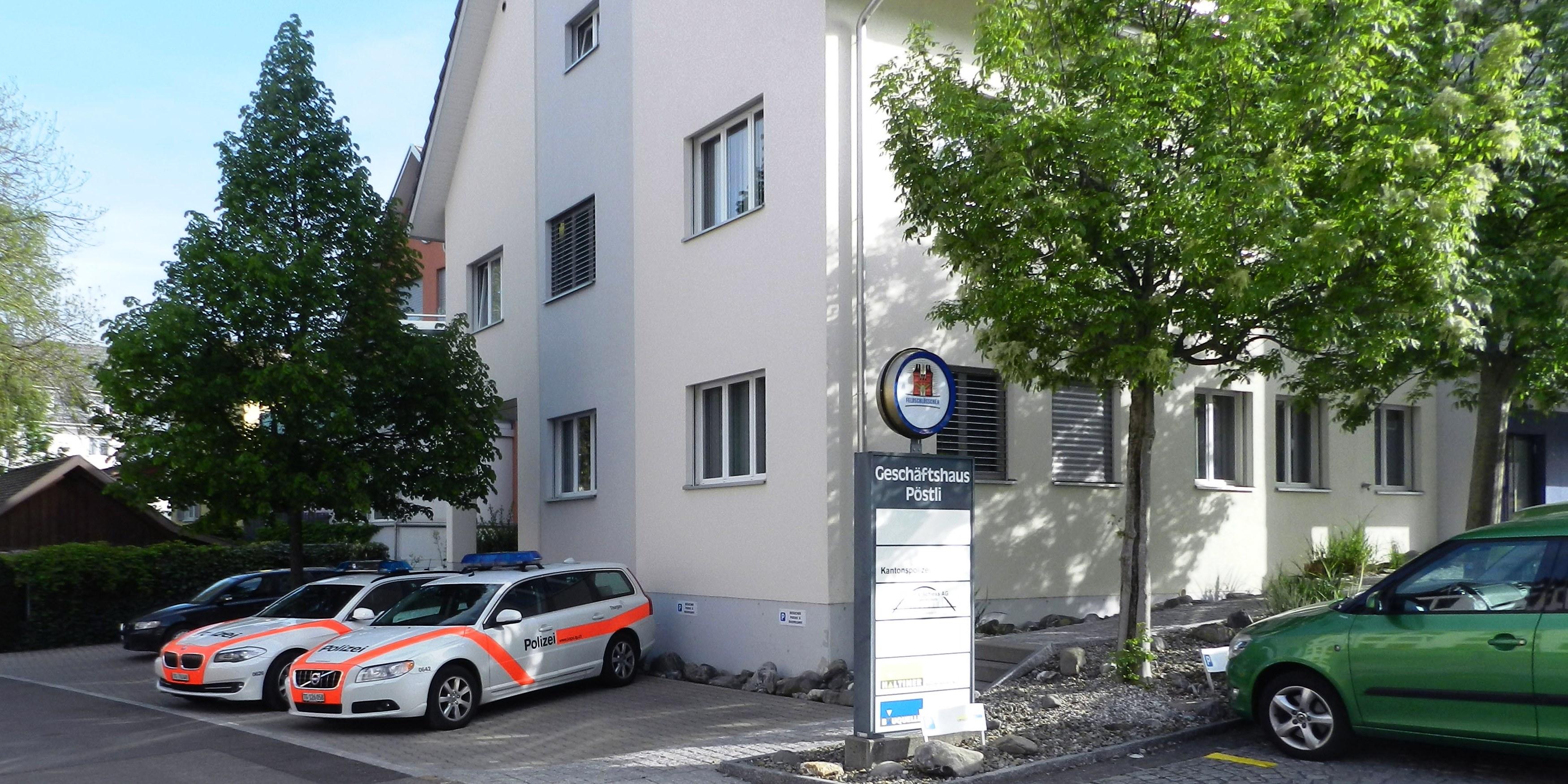 Bild Polizeiposten Münchwilen