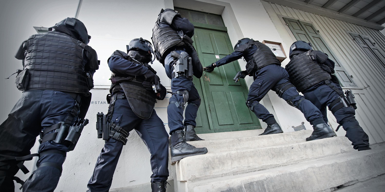 Bild Sicherheitspolizei